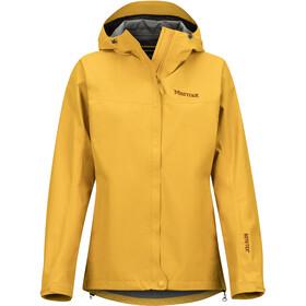 Marmot Minimalist Jacket Damen yellow gold